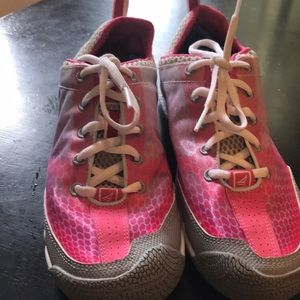 New Womens 7 Sperry Athletic Tennis Shoe 👟❤️